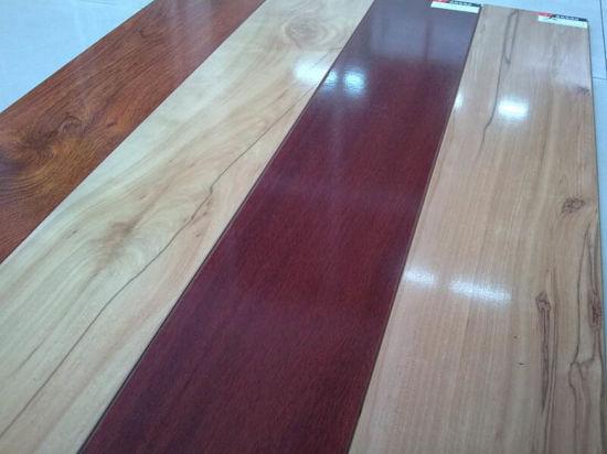 China Hg Series Sound Proof Laminate Flooring Hg001 China