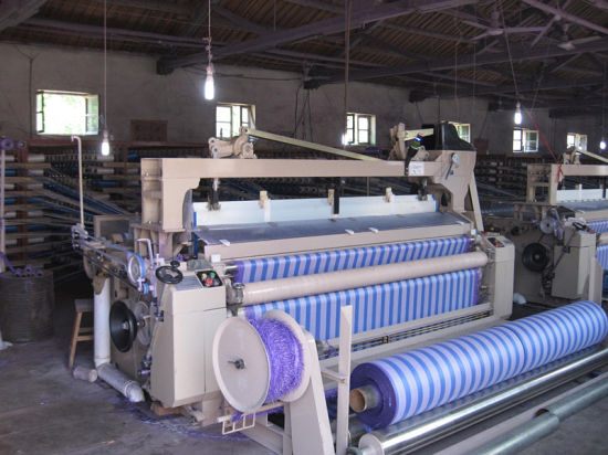 China Water Jet Loom for HDPE Fabric Weaving Machine pictures & photos