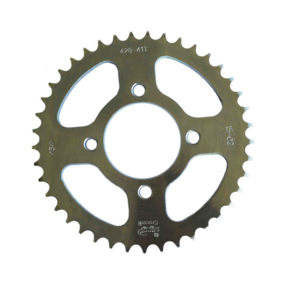 Manufactory All Size Motorcycle Parts (Chain Wheel)