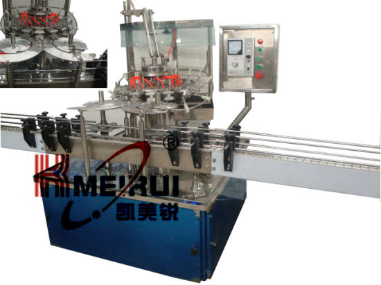 Automatic Rotary Type Washing Machine for Pet Bottle (ZCP-12)