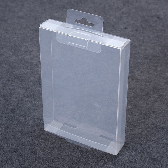 OEM Screen printing Opaque PP folding box (plastic gift box)