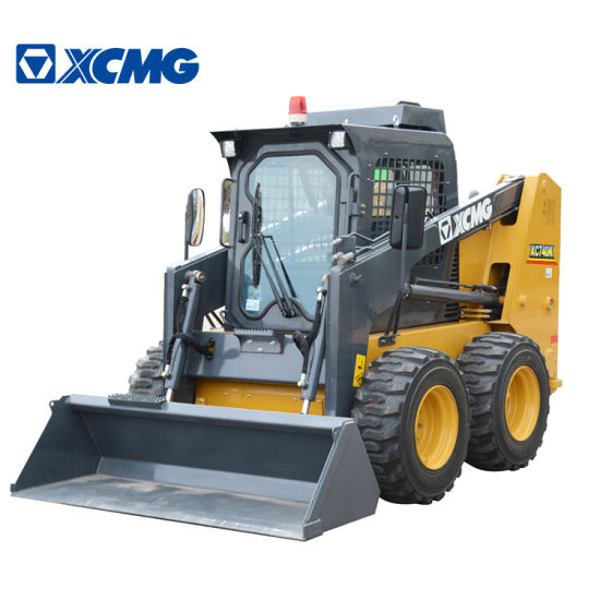 XCMG Official Xc740K Chinese Wheel Skid Steer Loader Machine Price for Sale