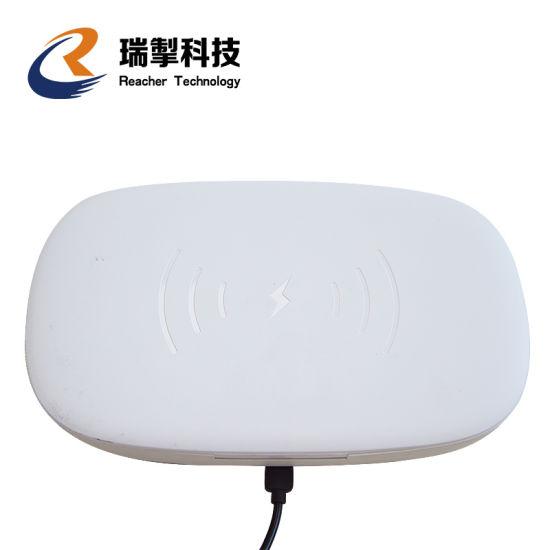 Easycare Popular LED Light Cabinet Multi-Function Disinfection Box Cell Phone UV Sterilizer Cleaner