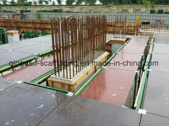 Concrete Construction Steel Formwork with Early Stripping pictures & photos