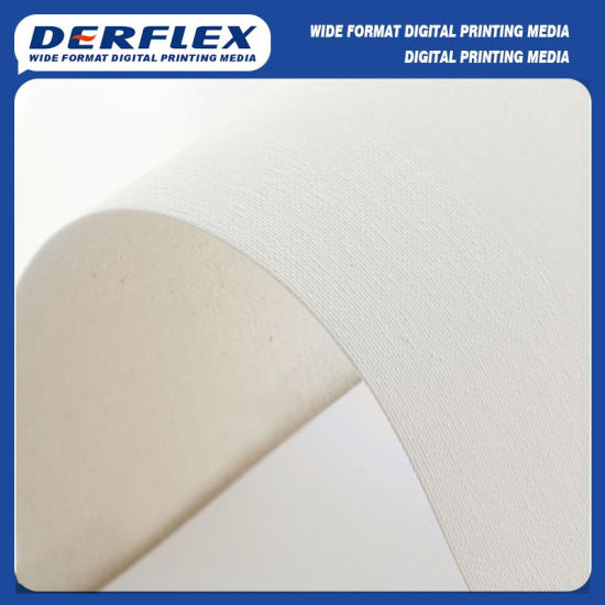 300d Eco-Solvent/UV/Latex Printing Backlit Fabric Super Smooth Textile pictures & photos