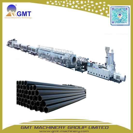 Industry PE800 Gas-Supply/Sewage Plastic Pipe/Tube Extruder Making Machine