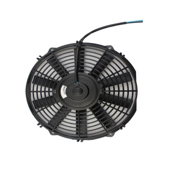 120W S Blade Auto Condenser Car Cooling Automobile Fan Motor (14 inch)