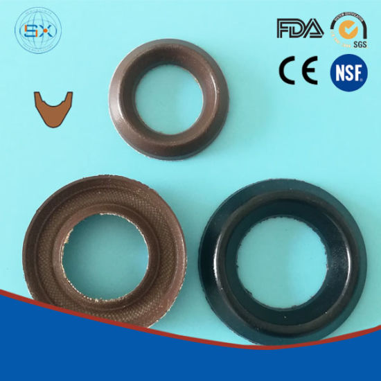 China Rubber Hydraulic Rod Chevron Ring Seal for Pressure Cleaning ...