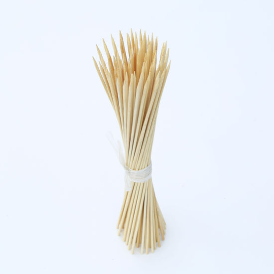 China Fda Covered Bamboo Wooden Flower Plant Support Pole