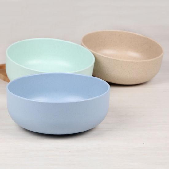 SGS Approved Eco Bamboo Fiber Kitchenwareware Bowl (YK-B3010)