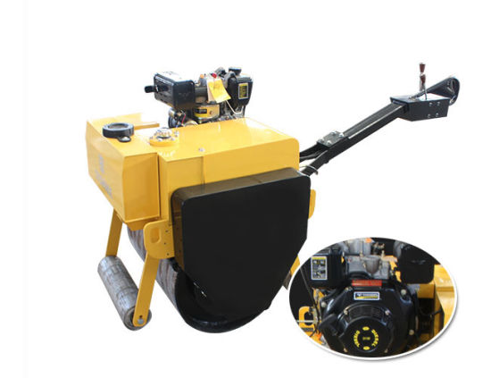 Svh-700 Walk-Behind Single Drum Road Roller pictures & photos