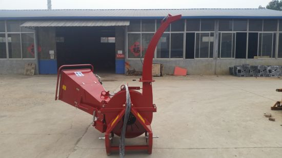 Ce Approved Farm Tractor Mini Pto Wood Chipper Shredders for Sale