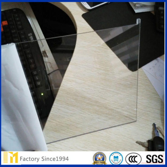 China 2mm Non Glare Glass Clear Flat Edges Polished Replacement ...