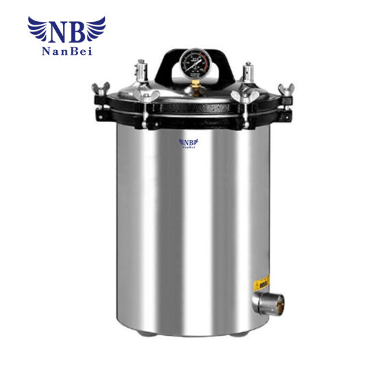 Portable Fully Stainless Steel Steam Sterilizer