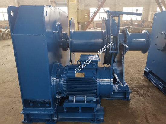 Customized Marine Winch for Overseas Market pictures & photos