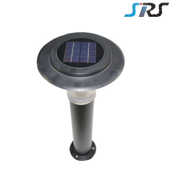 Hot Selling High Lumen LED Solar Lawn Lamp with Motion Sensor pictures & photos