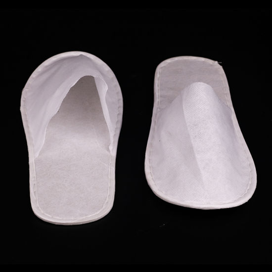 Disposable Slippers White Airport Hotel Salon pictures & photos