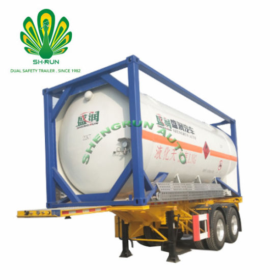 Top Quality Caustic Soda Tank Container/ Fuel Tank/ LPG Tank Container