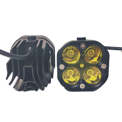 Wholesale New Amber 40W 3.5′′ CREE Offroad LED Work Light for Truck ATV UTV Buggy pictures & photos
