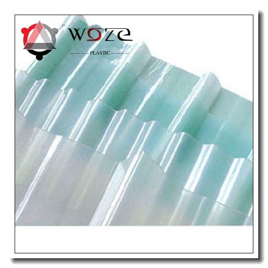 China Frp Clear Corrugated Fiberglass Roof Panels Transparent Plastic Sheets China Frp Fiberglass Roofing Sheet Frp Translucent Roofing Sheets