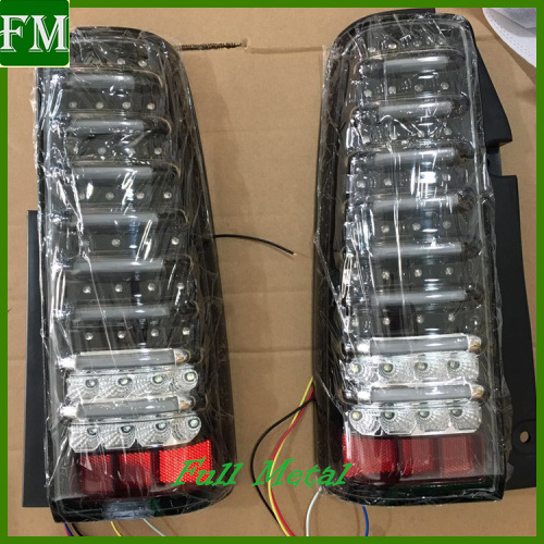 2007-2015 Suzuki Jimny LED Brake Lamps Black Clear Pair pictures & photos