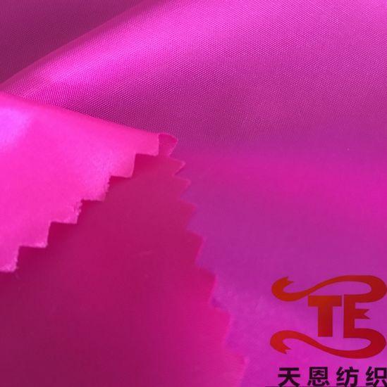 230t Nylon Taffeta Fabric China Fabric Textile for Garments