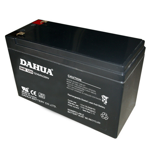 12V 9ah VRLA Sealed Lead Acid Maintenance Free UPS Battery