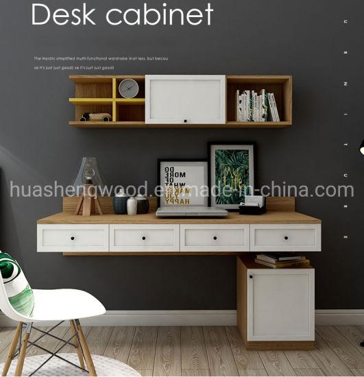 Computer Desk/ Wall Mounted Cabinet / Dresser