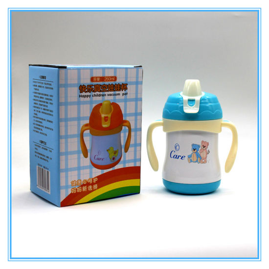 Thermos Baby Mugs with Handle in Stailess Steel pictures & photos