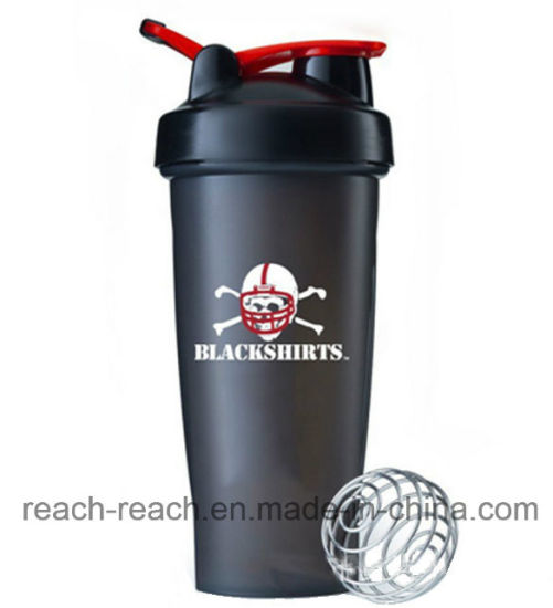 Blender Plastic Protein Shaker Cup pictures & photos