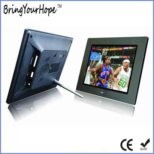 China 8 Inch Video Play Digital Photo Frame (XH-DPF-080F) - China ...