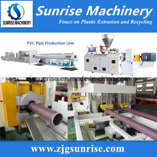 PVC Pipe Production Line Factory Price