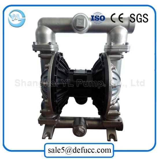 Stainless Steel 306L Air Membrane Vacuum Pump