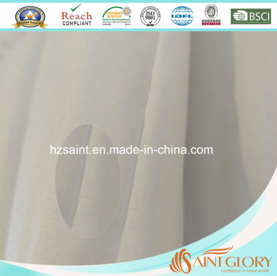 Hypoallergenic Polyester Quilt Siliconized Box Stitched Down Alternative Comforter pictures & photos