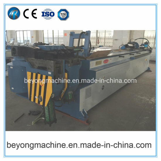 PLC/Ipc Controlling CNC Mandrel Pipe Bending Machine with Hydraulic Driven