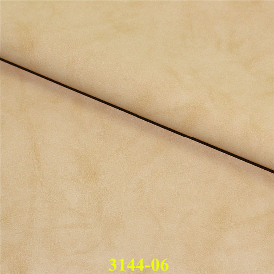 China 3144-High Qaulity Synthetic PU Material Scrub Footwear Leather