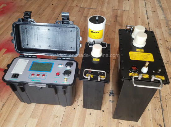 Vlf Cable Testing Machine 80kv pictures & photos