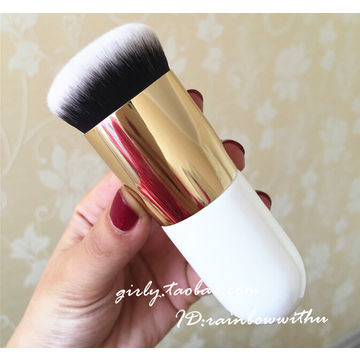 High Quality Single Loose Powder Foundation Synthetic Makeup Brush pictures & photos