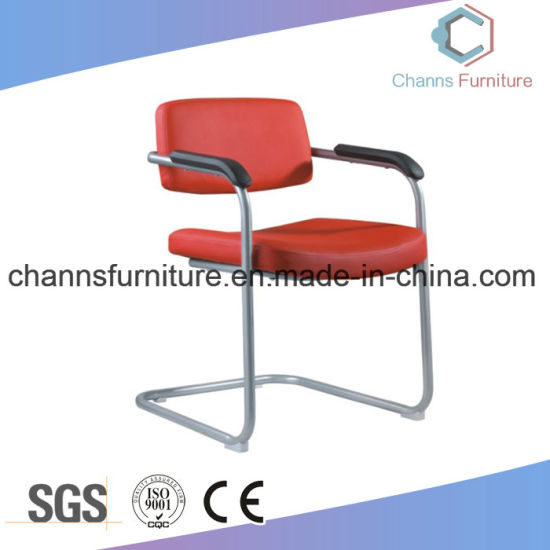 Durable Red Leather Office Furniture