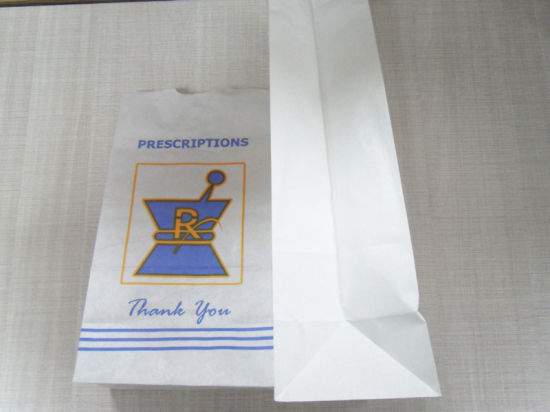 OEM Accepted Is Welcome New Product Rx Bags Glossy Prescription Bags pictures & photos