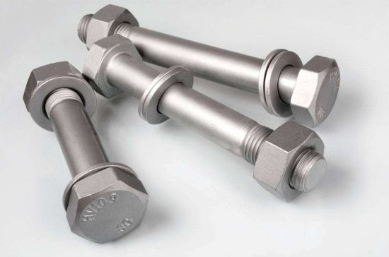 DIN6914 High-Strength Hex Head Bolts with Large Widths Across Flats