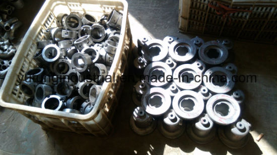 Foundry Sand Casting Process Silica Sand Steel Casting