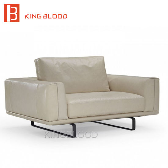 Modern Modular Leather Sofa For Office Furniture