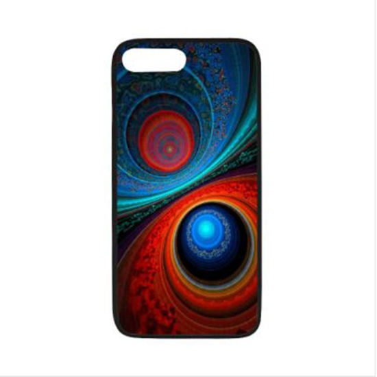 Custom Printed Rubber Case for iPhone Samsung and Other Cell Phones pictures & photos