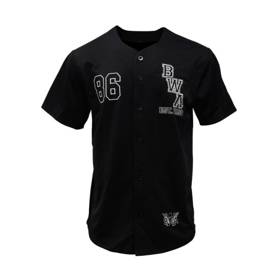 Wholesale Custom Sports Wear Baseball Uniforms Clothing Team Baseball Wear Baseball Shirts Bsaeball Jersey pictures & photos
