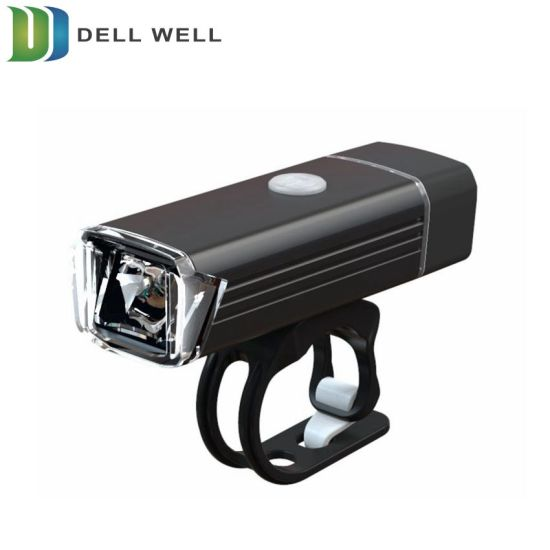 Hot Selling USB Rechargeable Bike Light with Powerful Lumens Bicycle Front Light