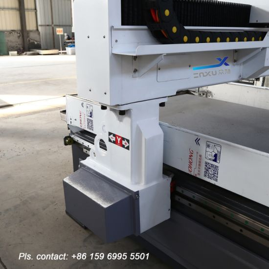 China Zxx-C1015 Waterjet Machine with Drilling Cutting