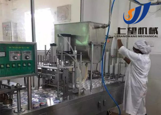 Complete Yogurt Processing Line Machinery pictures & photos