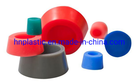 Silicone Tapered Plug for Painting