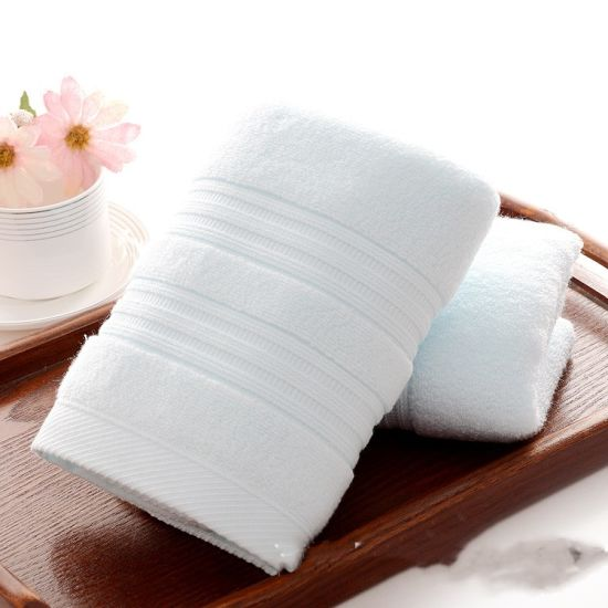 Promotional Hotel / Home Cotton Face / Hand / Bath Towel pictures & photos